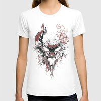 bull T-shirts featuring Bull by iEvgeni