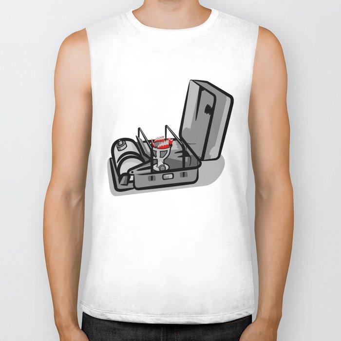 Stove Biker Tank