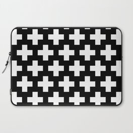 Swiss Cross W&B Laptop Sleeve