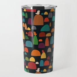 The zen garden Travel Mug