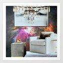 Your Modern Celestial Home I by racheladmas