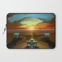 Land of the Winds Laptop Sleeve
