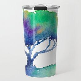Hue Tree III Travel Mug