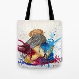 Hug - the power Tote Bag