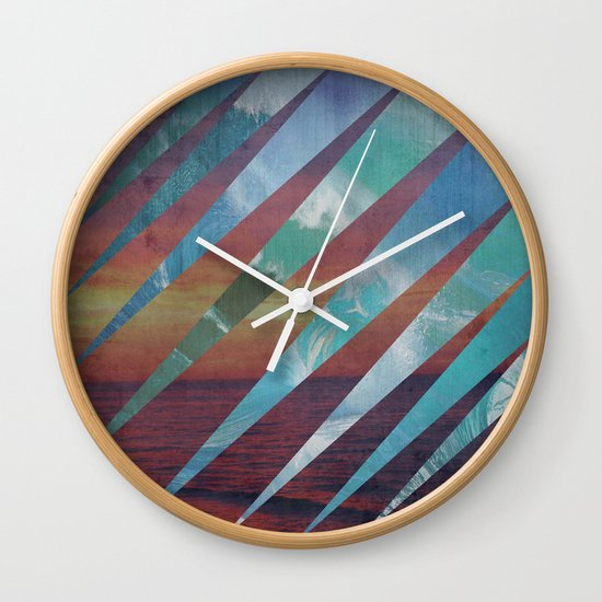 Summah Wall Clock
