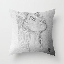 SHAPE Up Throw Pillow
