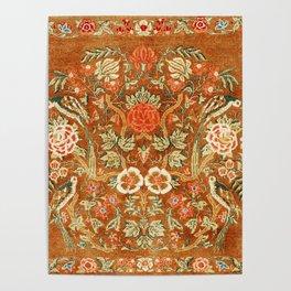 Tabriz Azerbaijan Northwest Persian Rug Print Poster