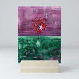 The Tree of Hearts Mini Art Print