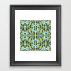 of the sea Framed Art Print