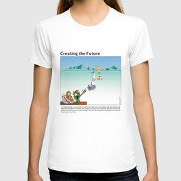 Creating the Future T-shirt