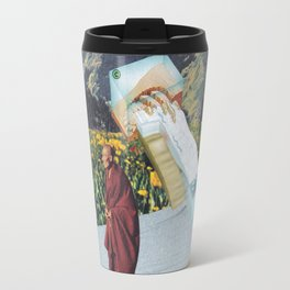 The Way to Nirvana Travel Mug