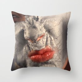 scrunch Throw Pillow