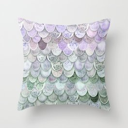 MAGIC  MERMAID Throw Pillow