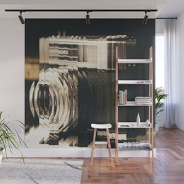 Wake Up With A Camera Wall Mural