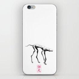 Bulletdog iPhone Skin