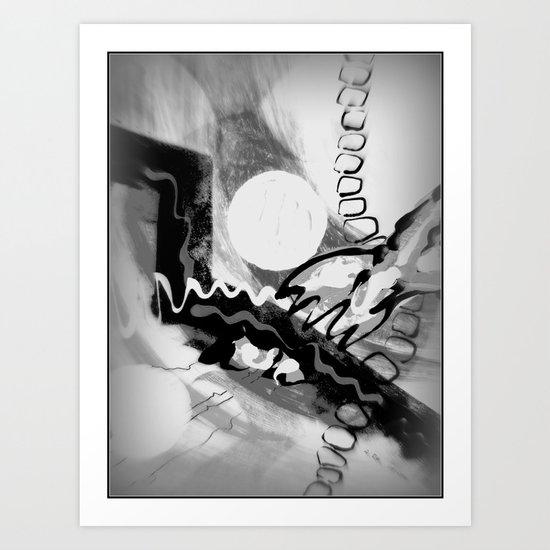 Nr. 483 Art Print