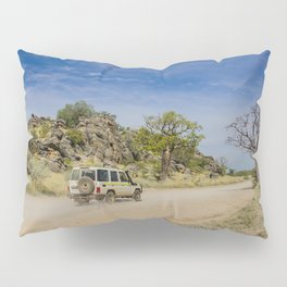 Leopold Downs Road Pillow Sham