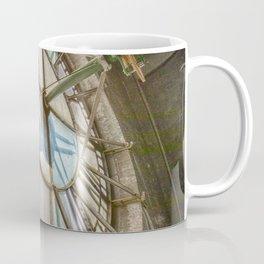 Vintage Clock Tower Coffee Mug
