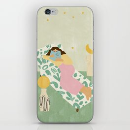 Shoot For The Stars iPhone Skin