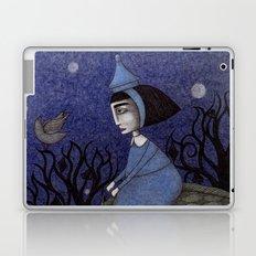 Kingfisher's Invitation to Tea (2) Laptop & iPad Skin