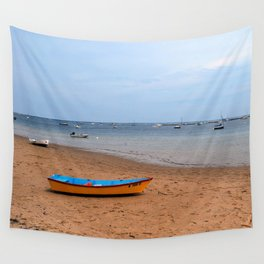 Low Tide Wall Tapestry