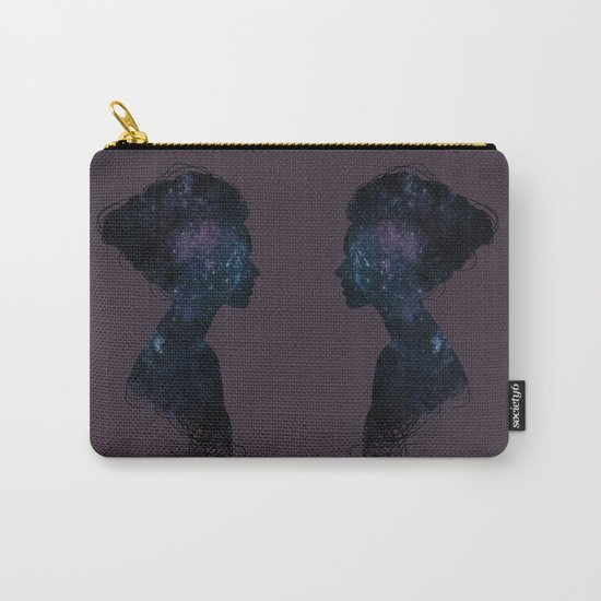 Galaxy Girl Carry-All Pouch