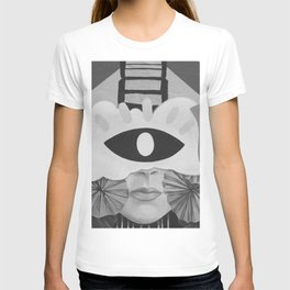 What is Art? (Black and White) T-shirt