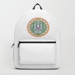 Lucky Charm Amulet Magic Powers Chakra Spiritual Beliefs Gift Talisman Backpack
