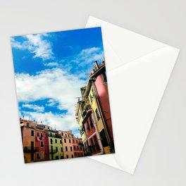 Street Monterosso al mare Cinque Terre Italy | Cinque Terre Italy Travel Photography | Travel photo Art Print Stationery Cards