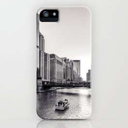 Silver River iPhone Case