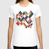 matisse T-shirts featuring Map Matisse by Project M