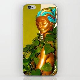 """""""Undine IV"""" by ICA PAVON iPhone Skin"""