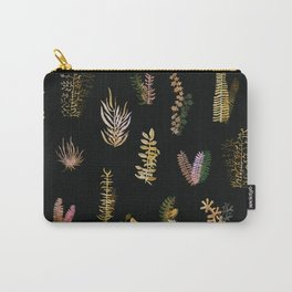 tropical gold garden at nigth Carry-All Pouch