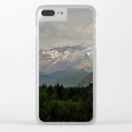 The Climb Clear iPhone Case