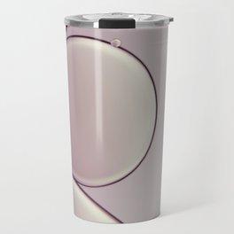oil and water abstract III Travel Mug
