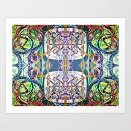 ppa remix two Art Print