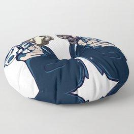 Intellectual Badass - Sup Dawg? Floor Pillow