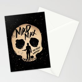 Mad Max the road warrior art Stationery Cards
