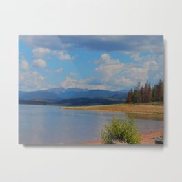 Shadow Mountain Lake, Colorado  Metal Print