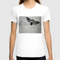 silence of the lambs T-shirts featuring Silence of the Lambs by Kat Phelps