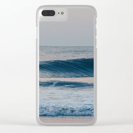 The Beach Clear iPhone Case