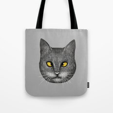 Cross Eyed Tote Bag