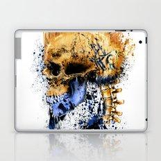 Golden Skull Laptop & iPad Skin