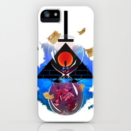 Gravity Falls (The Calm Before the Storm) iPhone Case