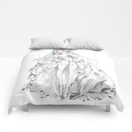 Jiu Jian Zi Comforters