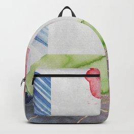 Earths Glow 1 Backpack