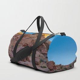 Colorful Sandstone, Valley of Fire - IIIa Duffle Bag