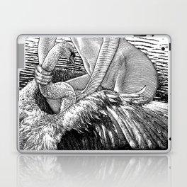asc 677 - Les ailes du désir (The swain in disguise) Laptop & iPad Skin