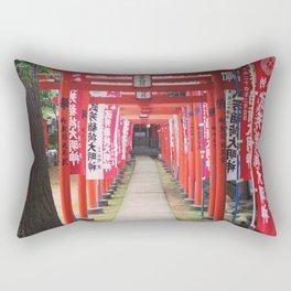 Japan Gates Rectangular Pillow