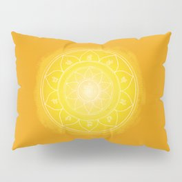 MANIPURA Boho mandala Pillow Sham